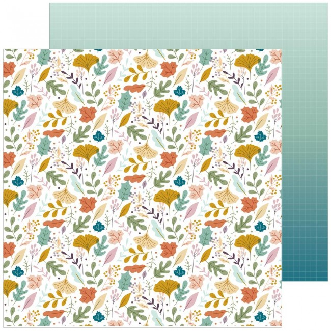Papel Estampado Doble Cara 12x12 Days Of Splendor Simply Magical