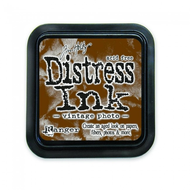 Tinta Distress Ink Vintage Photo