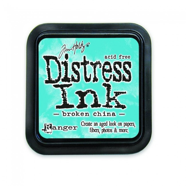 Tinta Distress Ink Broken China