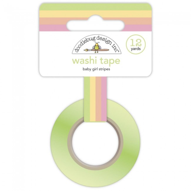 Washi Tape Bundle Of Joy DO Baby Girl