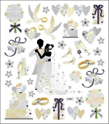 Wedding Dance Stickers