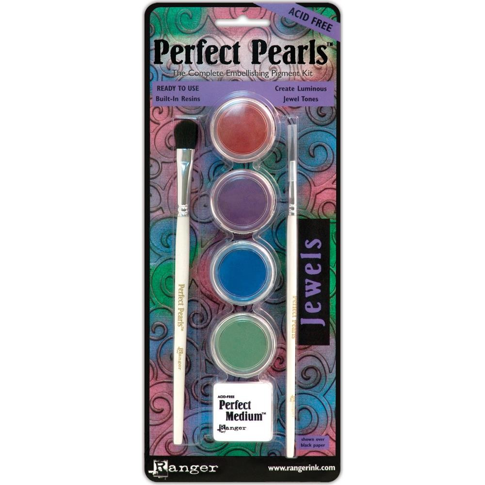 Kit Poudre Perfect Pearls Jewels