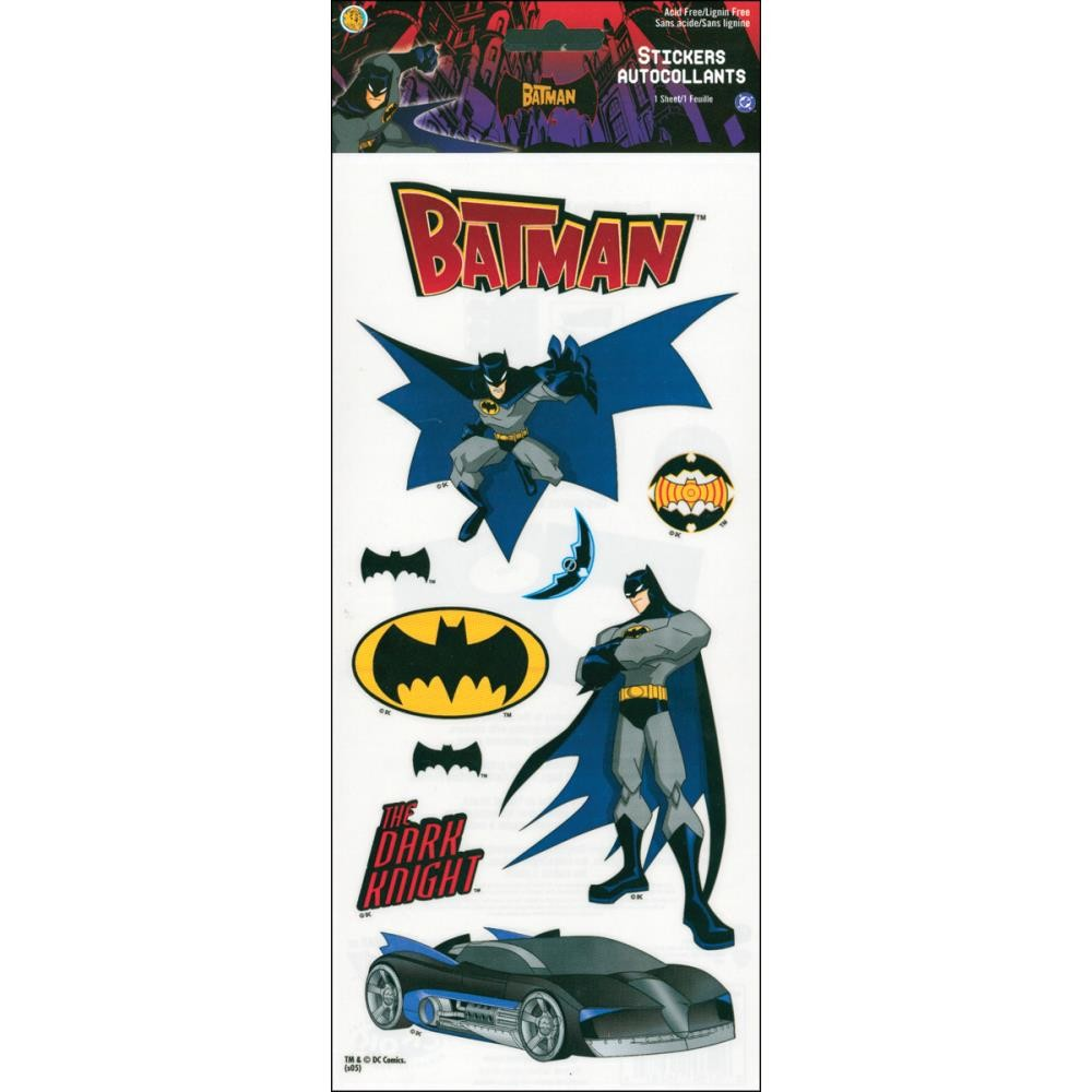 Batman Stickers
