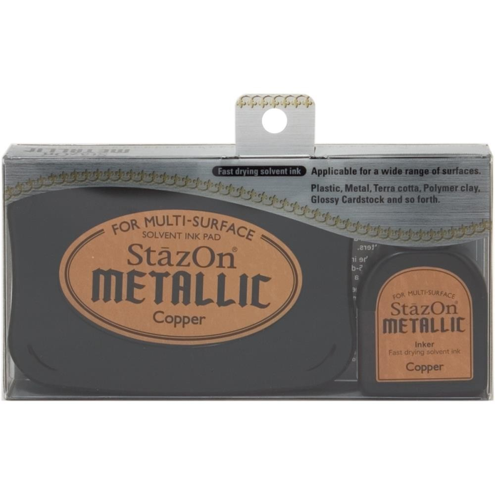 Encre Stazon Metallic Copper