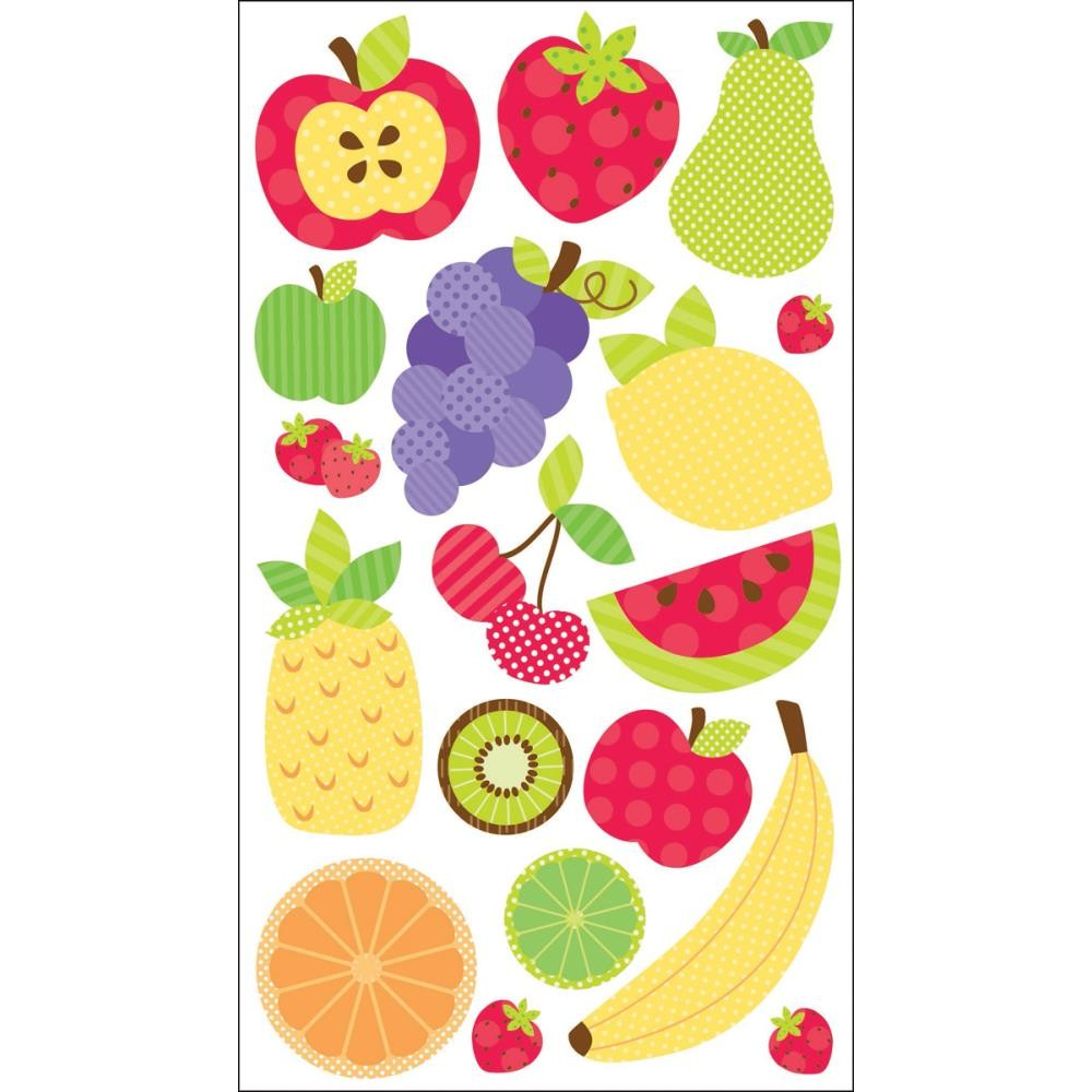 Fruit Galore Stickers