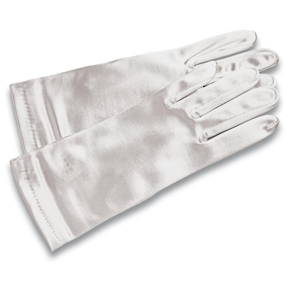 Adult Satin Gloves