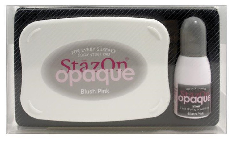 Encre StazOn Opaque Blush Pink