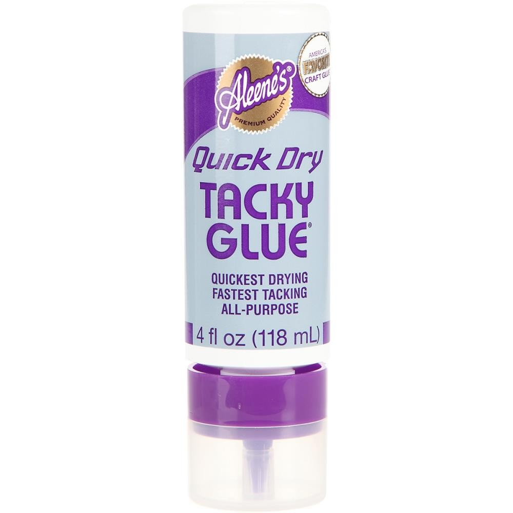 Colle Liquide Always Ready Tacky Glue Quick Dry 4 oz