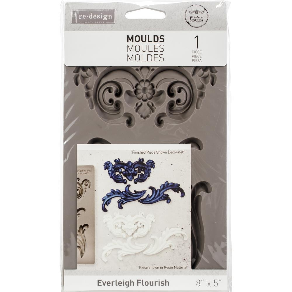 Moule Re-Design Everleigh Flourish