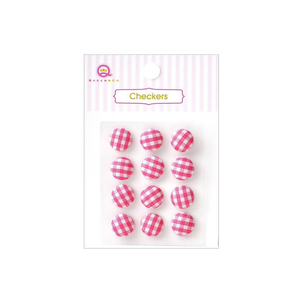 Checkers Pink