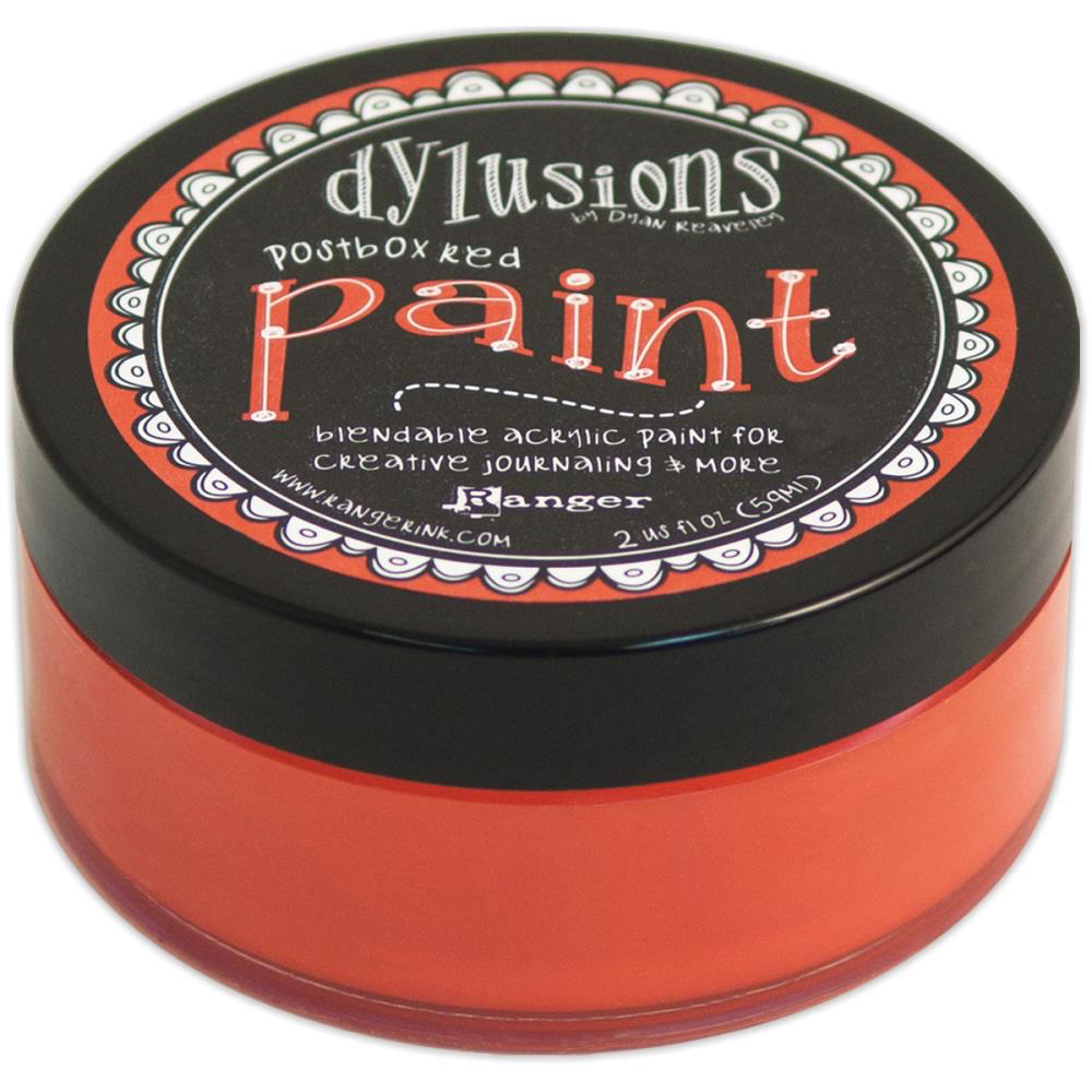 Peinture acrylique Dylusions - Postbox Red