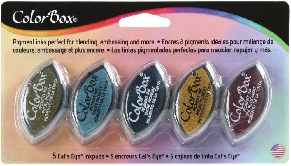 Encre Nature Cat's Eye 5 Pack