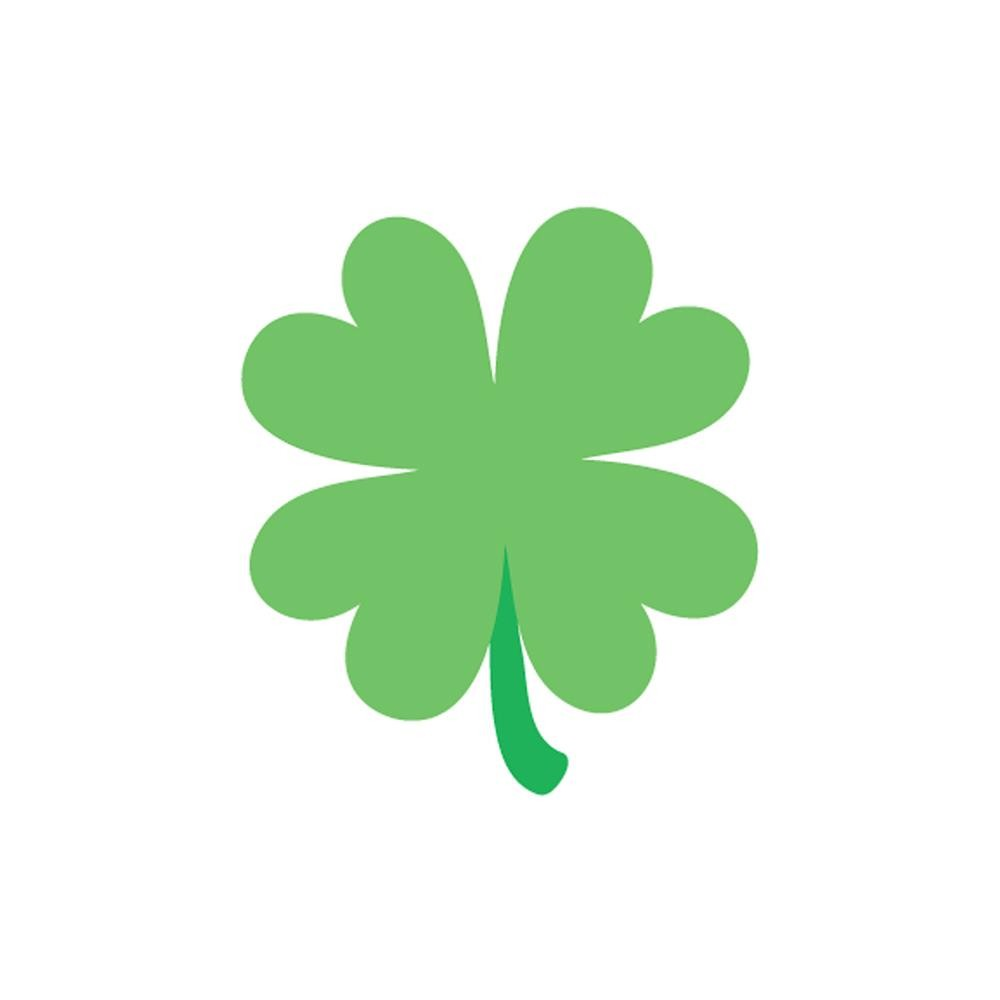 Shamrock Mini Icons Stickers