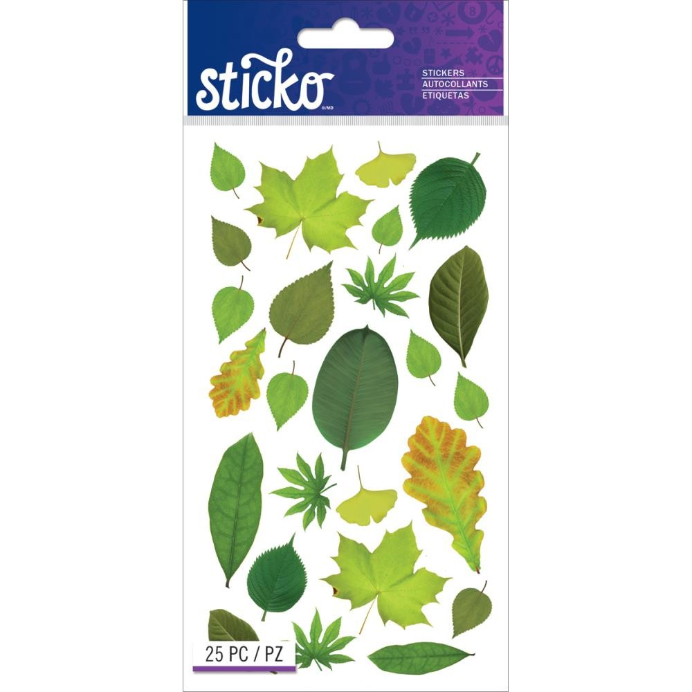 Leaves Stickers