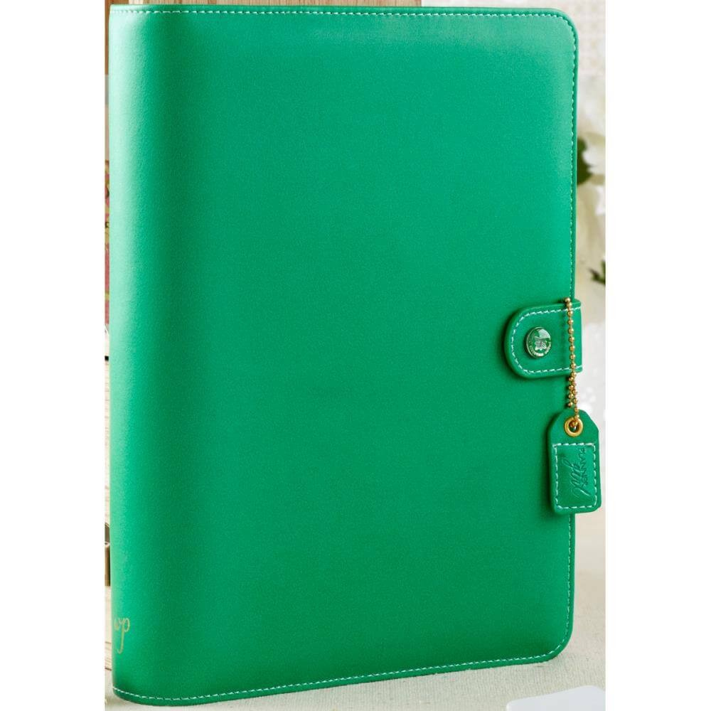 Agenda A5 Color Crush Personal Planner - Summer Green