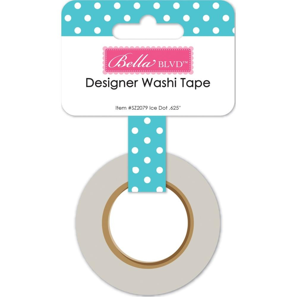 Washi Tape Splash Zone Ice Dot