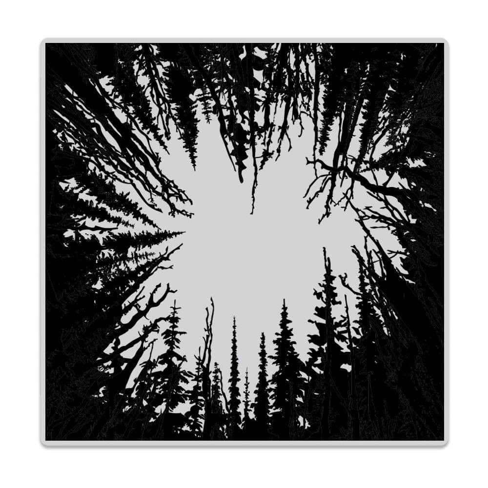 Tampon en Caoutchouc Cathedral Of Trees Bold Prints