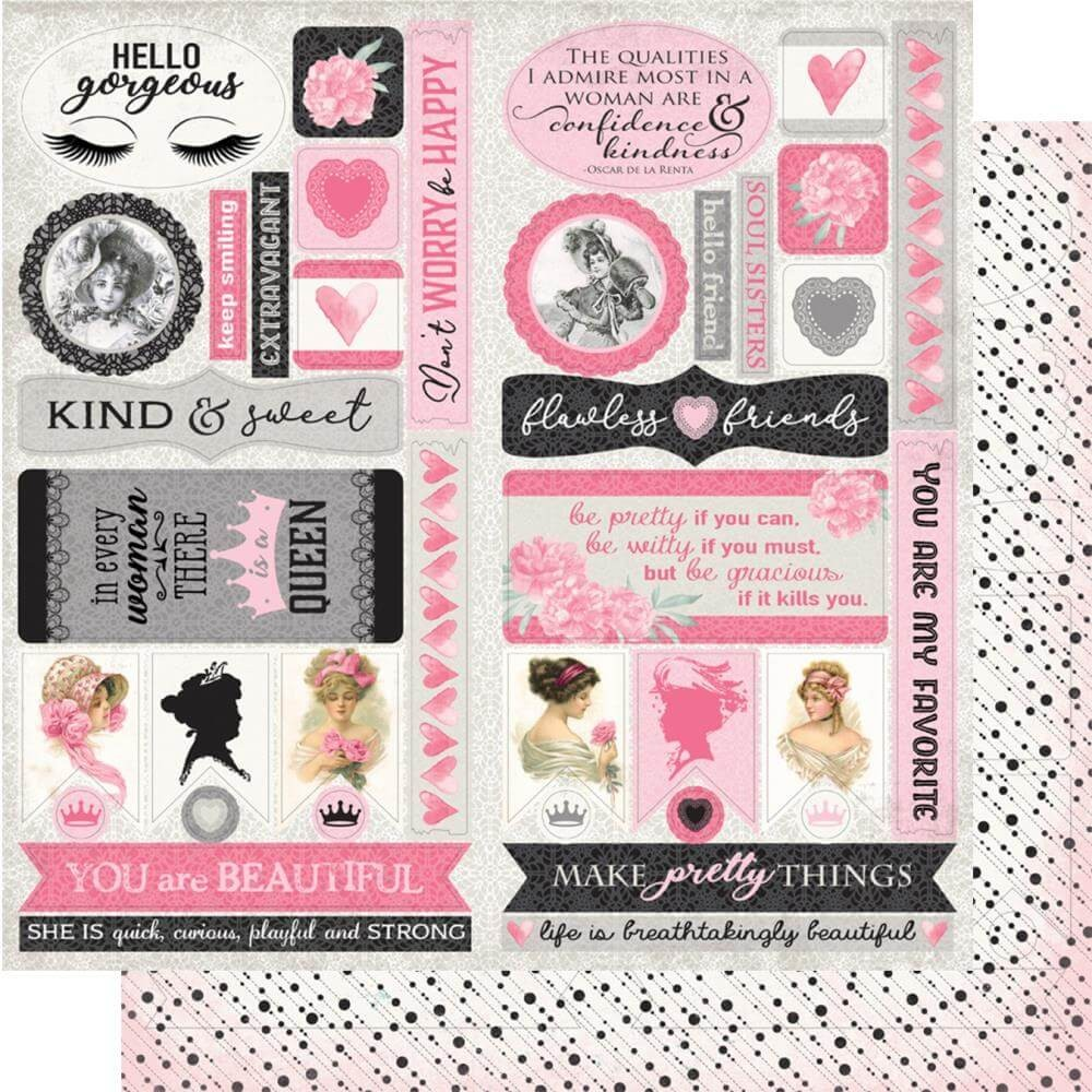Die Cuts Flawless Elements