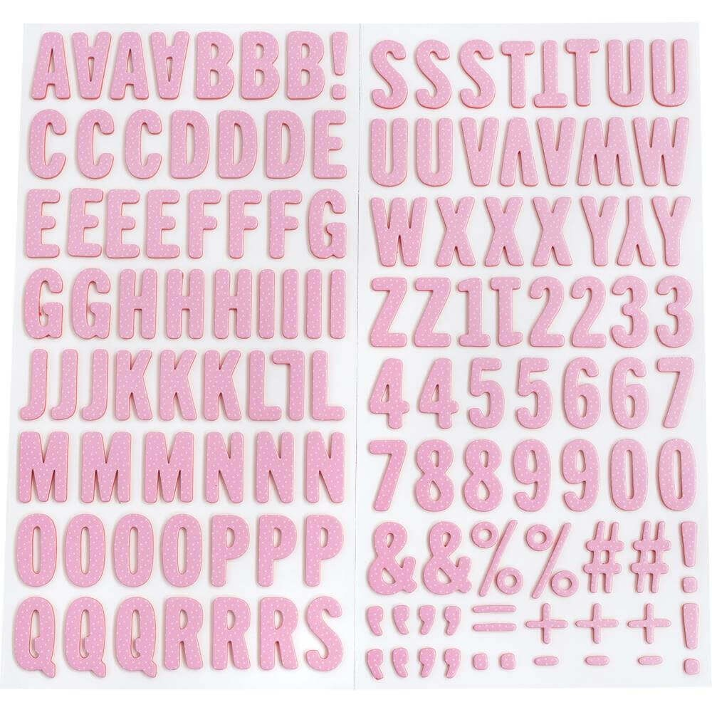 Thickers Hey, Hello! Jen Hadfield Alphabet Foam