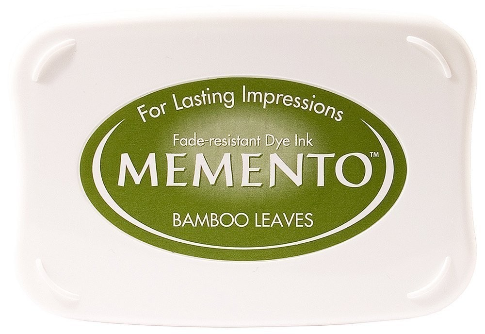 Encre Memento Bamboo Leaves