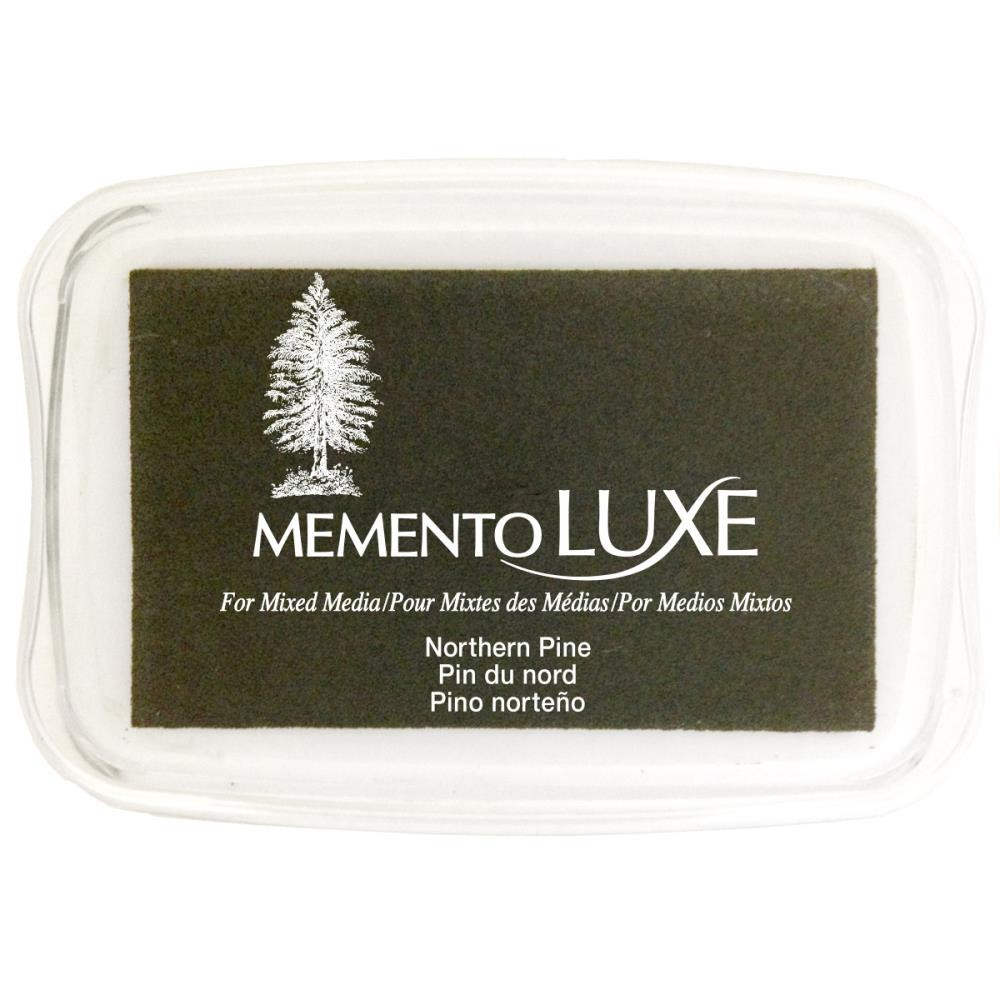 Encre Memento Luxe Northern Pine