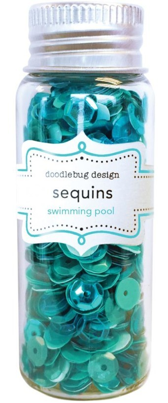 Sequins Swimming Pool Assortment