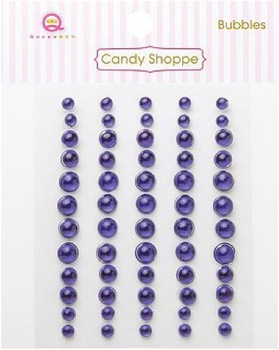 Candy Shoppe Bubbles Purple