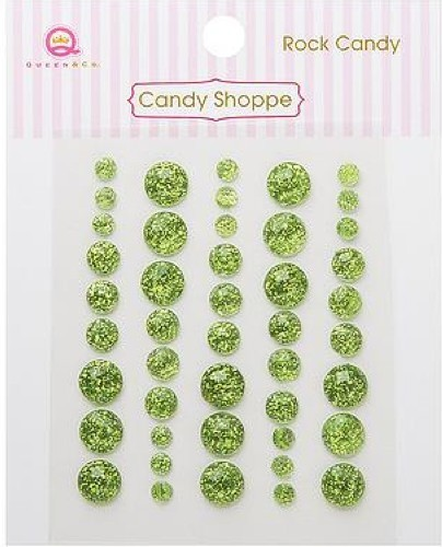 Candy Shoppe Rock Candy Green