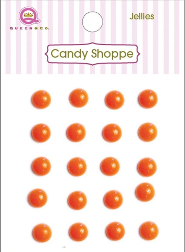 Candy Shoppe Jellies Petits Orange Crush