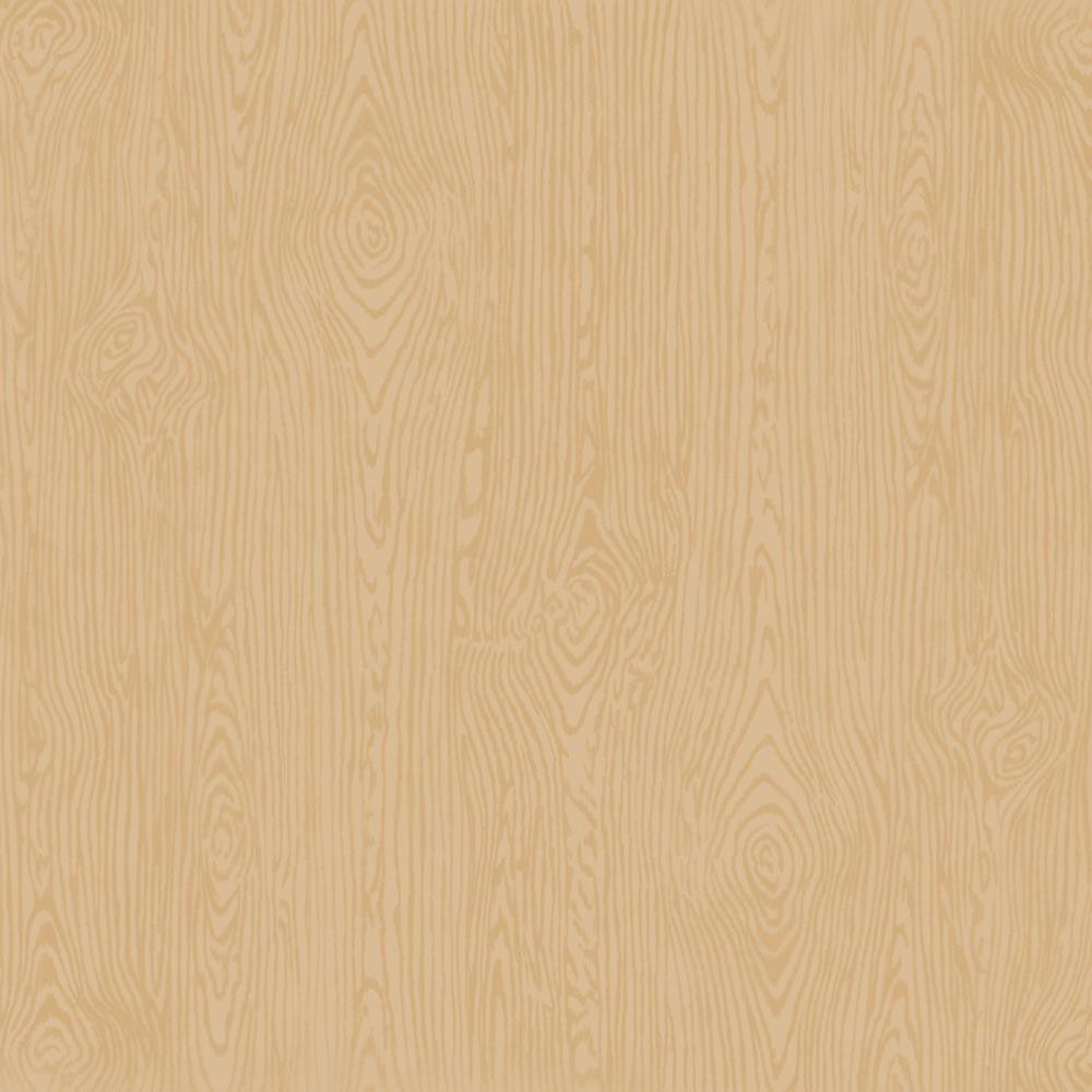 Papier Unis Woodgrain 12x12 Dark Kraft