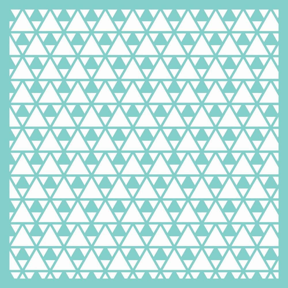 Triangles 12x12 Template