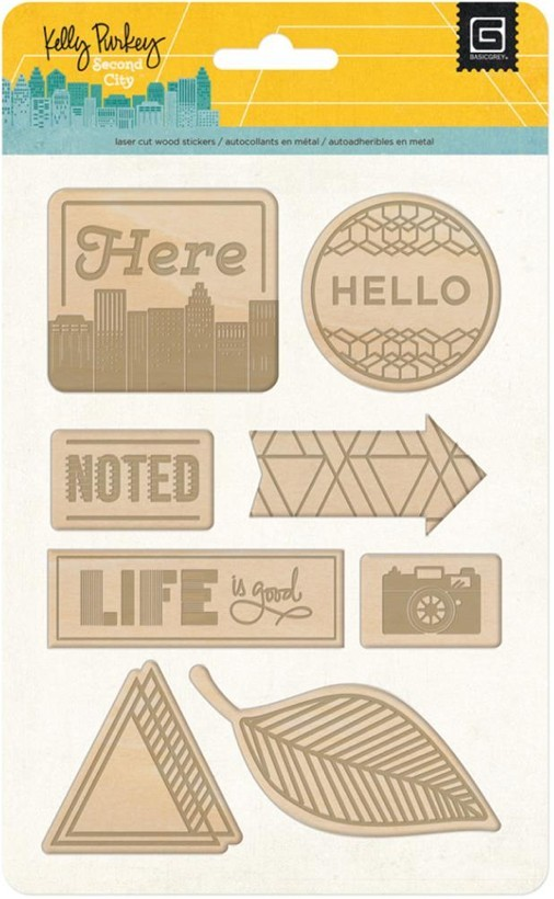 Second City Wood pieces