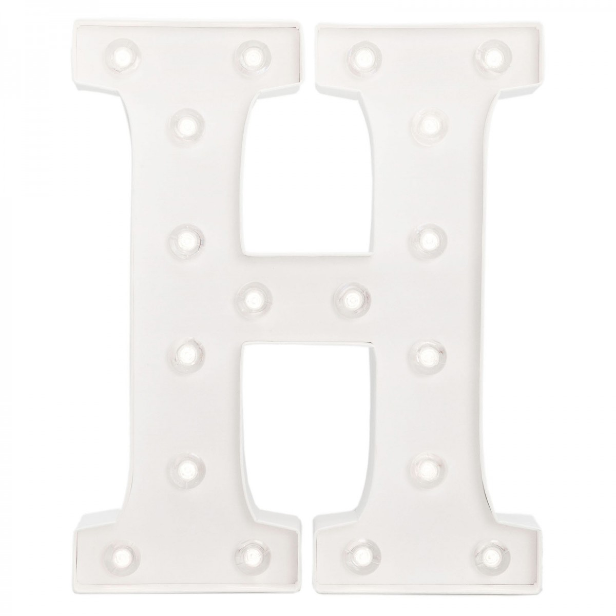"""Lettre Marquee Love 10"""" H"""