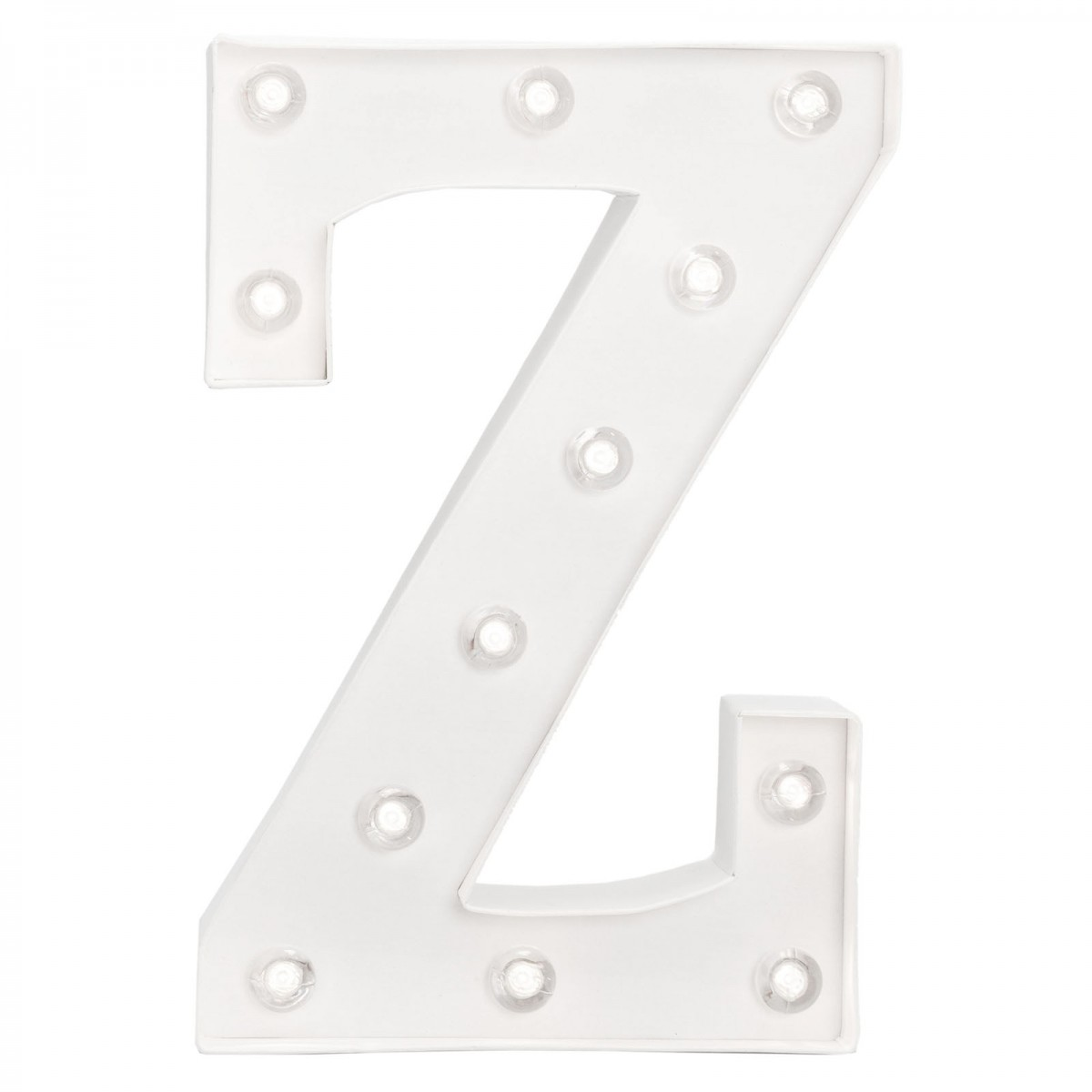 """Lettre Marquee Love 10"""" Z"""