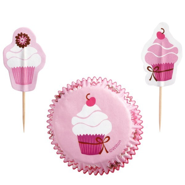 Cupcake Combo Pack Pink Party