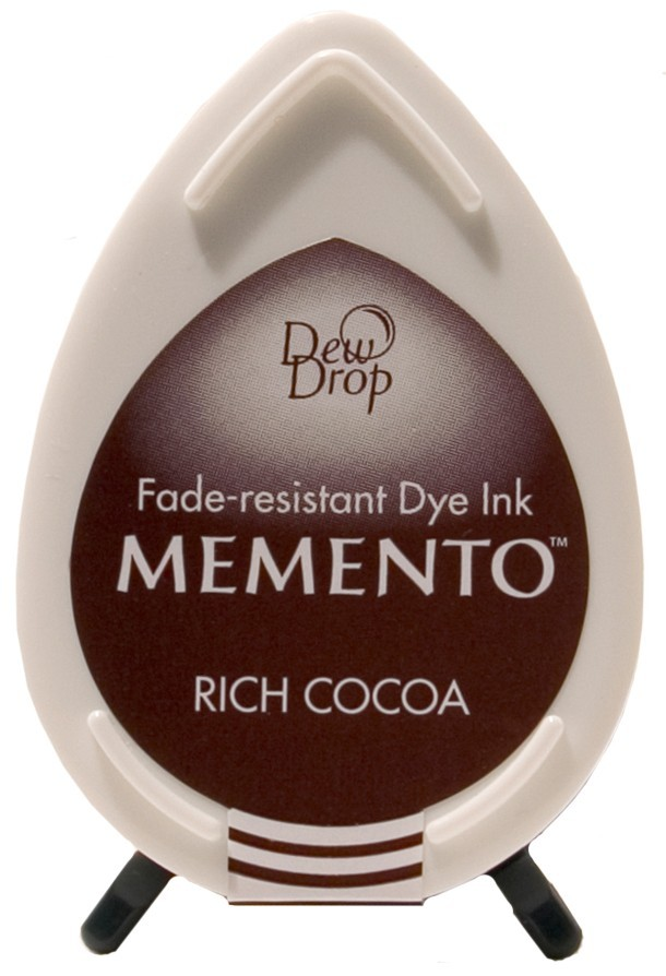 Encre Memento Dew Drop Rich Cocoa