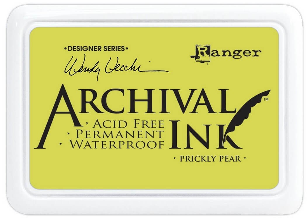 Encre Archival Ink Prickly Pear