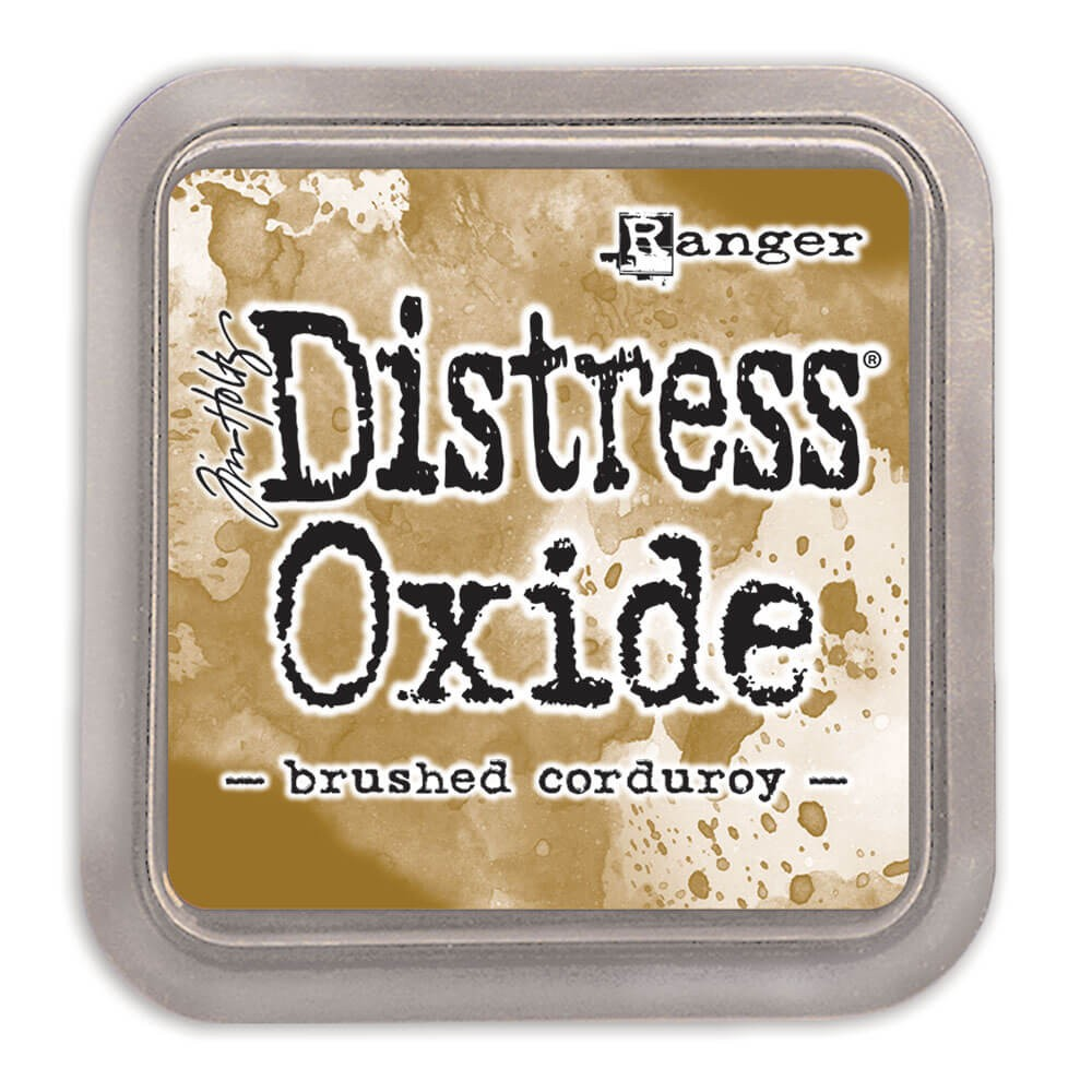Encre Distress Oxide Ink - Brushed Corduroy