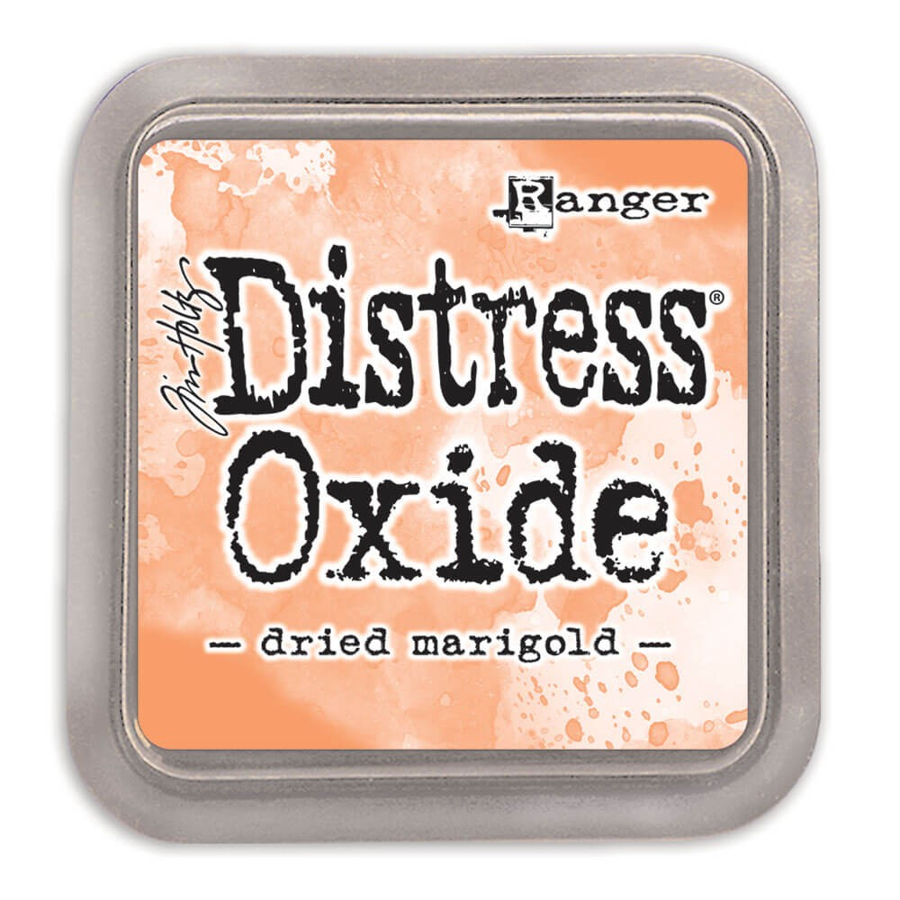 Encre Distress Oxide Ink - Dried Marigold