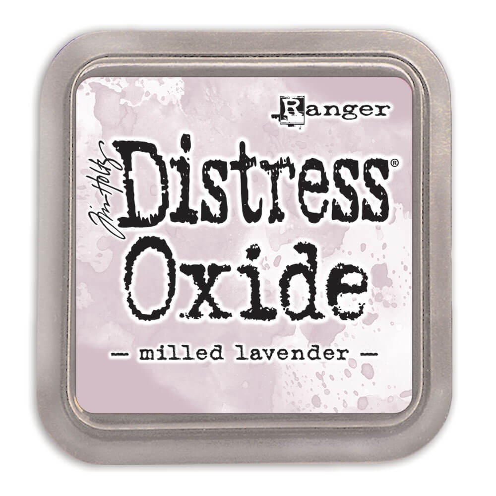 Encre Distress Oxide Ink - Milled Lavender