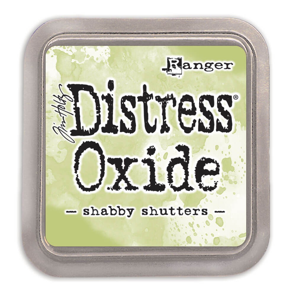 Encre Distress Oxide Ink - Shabby Shutters