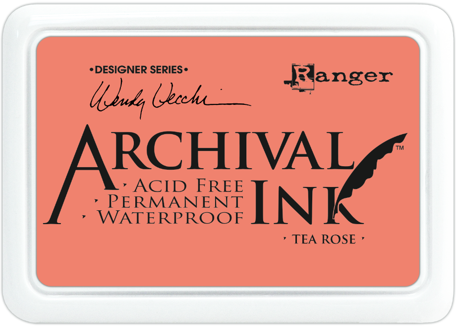 Encre Archival Ink Tea Rose