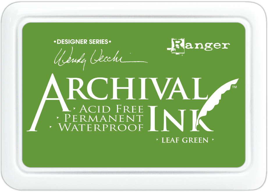 Encre Archival Ink Leaf Green