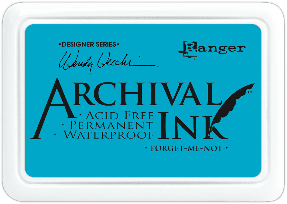 Encre Archival Ink Forget Me Not