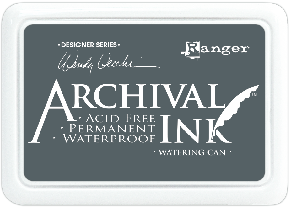 Encre Archival Ink Watering Can