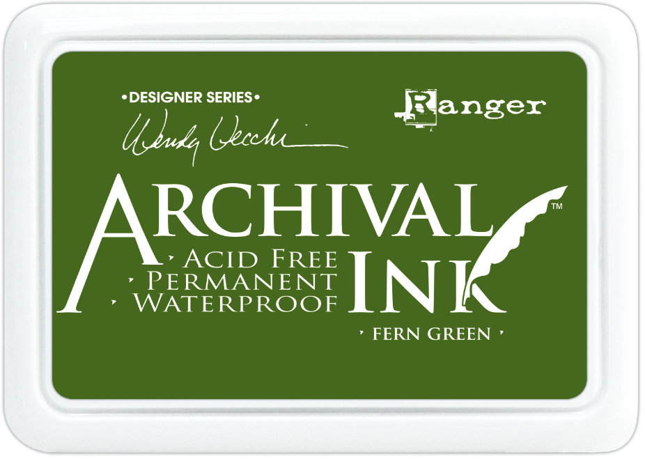 Encre Archival Ink Fern Green
