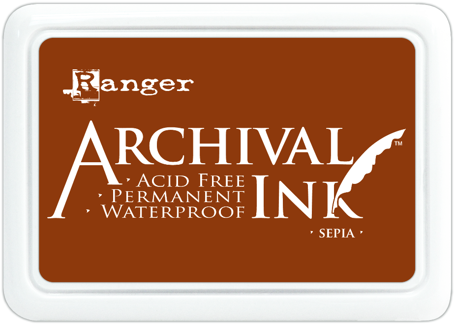 Encre Archival Ink Sepia