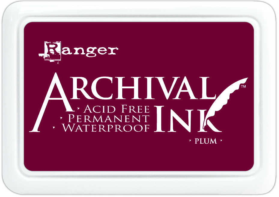 Encre Archival Ink Plum