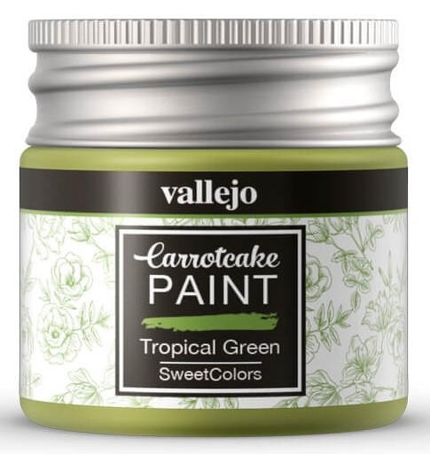 Peinture Acrylique Carrotcake - Tropical Green