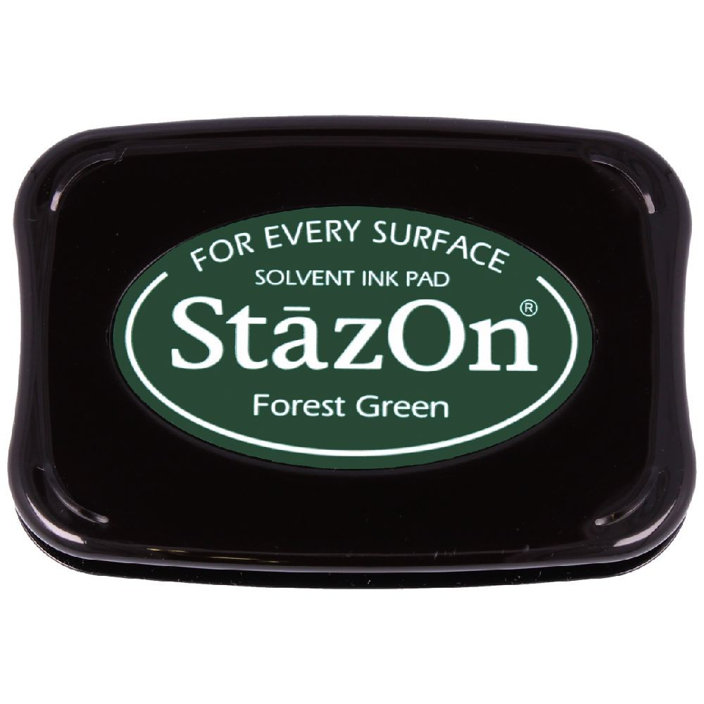Encre StazOn Forest Green